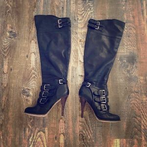 Size 7 Aldo leather boots